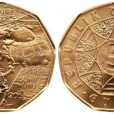 Euros: 5 EUROS -AUSTRIA 2015- FUERZAS ARMADAS DE AUSTRIA - S/C. Lote 92278910