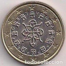 Euros: PORTUGAL - 1 EURO 2003 - KM#746. Lote 93309080