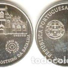 Euros: PORTUGAL - 5 EURO 2005 - KM#760 - UNESCO - MONASTERIO DE BATALHA. Lote 93398665