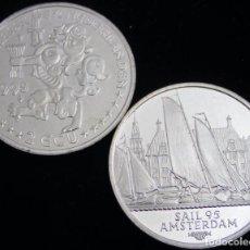 Euros: HOLANDA 1995 - 2 ECU SAIL TEMATICA BARCOS DE NAVEGACION 2- BOATS- VELEROS- BARCO. Lote 203905297