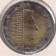 Euros: LUXEMBURGO - 2 EUROS 2009 - KM#93 - S/C. Lote 94409370