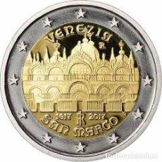 Euros: 2 EUROS ITALIA 2017 VENECIA. Lote 143116640