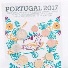 Euros: CARTERA PORTUGAL 2017 FDC . Lote 96045495