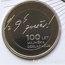 Euros: MONEDA 3 EUROS ESLOVENIA 2017 - MAYO DE 2017 - SACADA DE CARTERA - CALIDAD BU. Lote 96046151