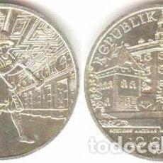 Euros: AUSTRIA - 10 EUROS 2002 - KM#3096 - CASTILLO DE AMBRAS. Lote 96160063