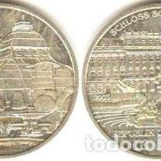 Euros: AUSTRIA - 10 EUROS 2003 - KM#3106 - PALACIO DE SCHÖNBRUNN. Lote 96161123