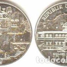 Euros: AUSTRIA - 10 EUROS 2003 - KM#3111 - PALACIO HELLBRUNN. Lote 96162339