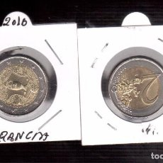 Euros: MONEDAS EUROS FRANCIA 2016. Lote 96323435