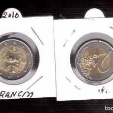 Euros: MONEDAS EUROS FRANCIA 2016. Lote 96323511