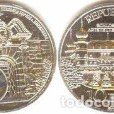Euros: AUSTRIA - 10 EUROS 2004 - KM#3115 - CASTILLO DE ARTSTETTEN. Lote 96326663