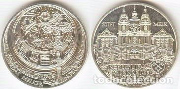 AUSTRIA - 10 EUROS 2007 - ABADÍA DE MELK (Numismática - España Modernas y Contemporáneas - Ecus y Euros)