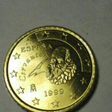 Euros: ESPAÑA 50 CÉNTIMOS EURO 1999. SC. Lote 96546248