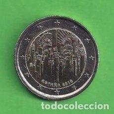 Euros: MONEDA - ESPAÑA - 2 EUROS CONMEMORATIVOS - MEZQUITA DE CÓRDOBA - 2010 - CIRCULADA.. Lote 96700823