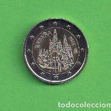 Euros: MONEDA - ESPAÑA - 2 EUROS CONMEMORATIVOS - CATEDRAL DE BURGOS - 2012 - CIRCULADA.. Lote 96702135