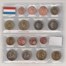 Euros: TIRA MONEDAS DE EUROS DE HOLANDA DE 2010. SIN CIRCULAR.. Lote 97297827