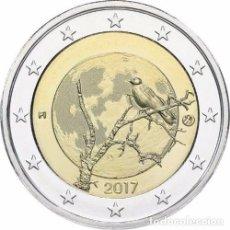 Euro: 2 EUROS CONMEMORATIVA FINLANDIA 2017 NATURALEZA FINLANDESA SC. Lote 171978654