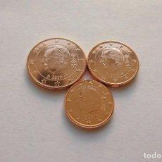 Euros: BELGICA 2010 1, 2 Y 5 CENTIMOS SC. Lote 269977958