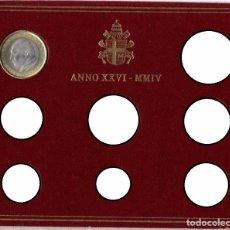 Euros: VATICANO 2004 1€. Lote 105922619