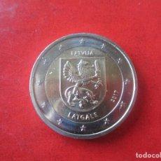 Euros: LETONIA. 2 EUROS CONMEMORATIVOS 2017. LATGALE. Lote 107483119