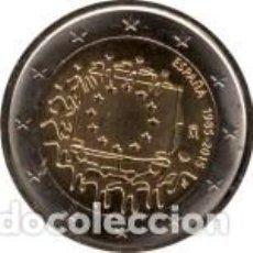 Euros: ESPAÑA 2015 2 EUROS. XXX ANIVERSARIO DE LA BANDERA EUROPEA.. Lote 110098111