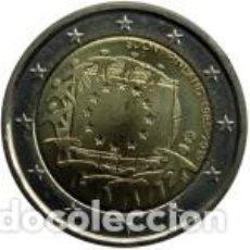 Euros: FINLANDIA 2015 2 EUROS. XXX ANIVERSARIO DE LA BANDERA EUROPEA.. Lote 279411763