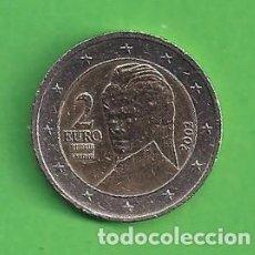 Euros: MONEDA - AUSTRIA - 2 EUROS - BERTHA VON SUTTNER - 2002 - CIRCULADA.. Lote 111965743