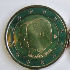 Euros: 2 EUROS CONMEMORATIVOS DE 2014 DE ESPAÑA. Lote 112638167