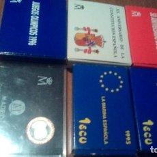 Euros: MONEDAS CONMEMORATIVAS. Lote 112730223