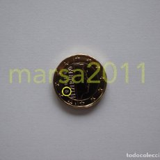 Euros: LUXEMBURGO 2018 1€ CON NUEVA MARCA DE CECA. Lote 200809567