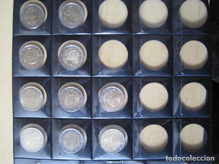 SERIE COMPLETA DE MONEDAS DE 2 EUROS ESPAÑA CONMEMORATIVAS PARA SEGUIR COLECCIONANDO (Numismática - España Modernas y Contemporáneas - Ecus y Euros)