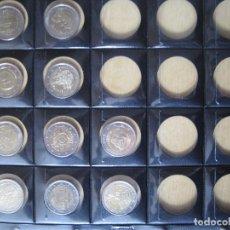 Euros: SERIE COMPLETA DE MONEDAS DE 2 EUROS ESPAÑA CONMEMORATIVAS PARA SEGUIR COLECCIONANDO. Lote 114962287