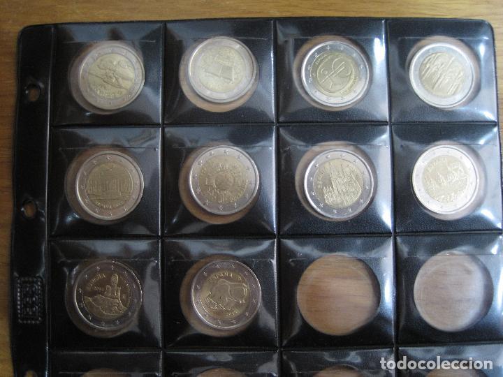 Euros: SERIE COMPLETA DE MONEDAS DE 2 EUROS ESPAÑA CONMEMORATIVAS PARA SEGUIR COLECCIONANDO - Foto 2 - 114962287