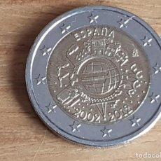 Euros: 2 € EUROS - ESPALA 2002 - 2012 - MONEDA CONMEMORATIVA. Lote 115141451