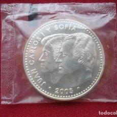 Euros: 12 EUROS PLATA 2003 SC ESPAÑA ANIVERSARIO CONSTITUCION. Lote 118667739