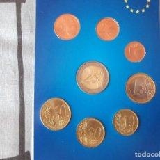 Euros: CARTERA EUROS EIRE AÑO 2002 SIN CIRCULAR. Lote 118806495