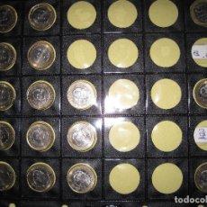 Euros: SERIE DE 1 EURO € ESPAÑA DESDE 1999 HASTA 2011 INCLUSIVES. Lote 119932819