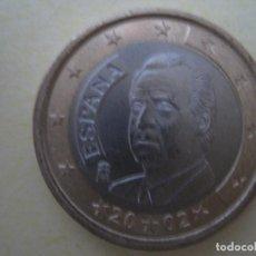 Euros: 1 EURO € ESPAÑA 2002 BLISTER DE 25 MONEDAS. Lote 119934931