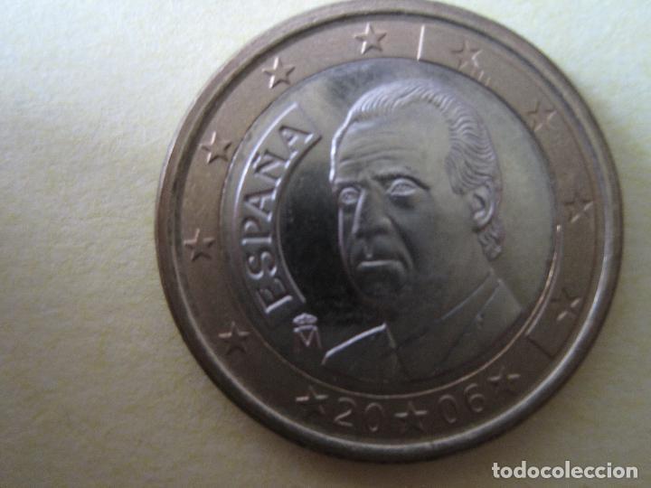 1 EURO € ESPAÑA 2006 BLISTER DE 25 MONEDAS (Numismática - España Modernas y Contemporáneas - Ecus y Euros)