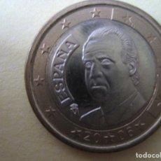 Euros: 1 EURO € ESPAÑA 2006 BLISTER DE 25 MONEDAS. Lote 119935207