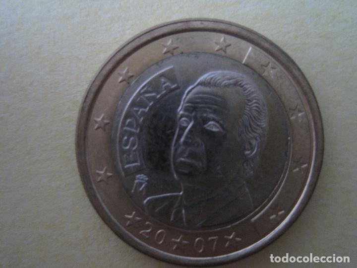 1 EURO € ESPAÑA 2007 BLISTER DE 25 MONEDAS (Numismática - España Modernas y Contemporáneas - Ecus y Euros)