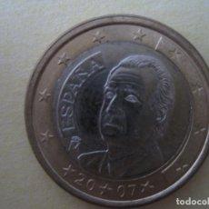 Euros: 1 EURO € ESPAÑA 2007 BLISTER DE 25 MONEDAS. Lote 119935367