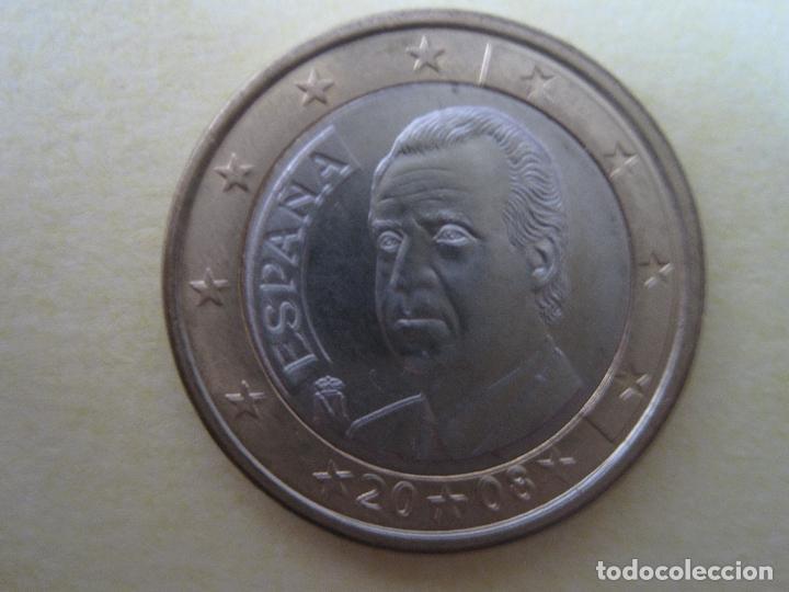 1 EURO € ESPAÑA 2008 BLISTER DE 25 MONEDAS (Numismática - España Modernas y Contemporáneas - Ecus y Euros)
