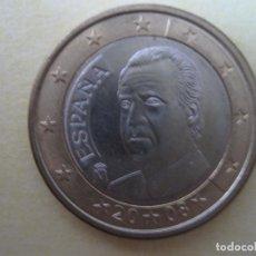 Euros: 1 EURO € ESPAÑA 2008 BLISTER DE 25 MONEDAS. Lote 119935807
