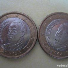 Euros: RAREZA 1 EURO € ESPAÑA 2003 2004 ARO OSCURO ( OTRO MATERIAL ). Lote 119936527