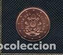 VATICANO 2018 0,02€ DE CARTERA OFICIAL (Numismática - España Modernas y Contemporáneas - Ecus y Euros)