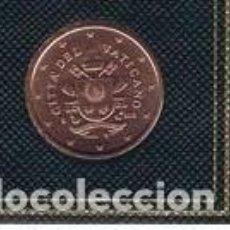 Euros: VATICANO 2018 0,05€ DE CARTERA OFICIAL . Lote 119977263