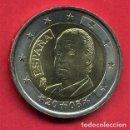 Euros: MONEDA DE 2 EUROS ESPAÑA , CONMEMORATIVA , 2008 , REY JUAN CARLOS I , NUEVA DE CARTUCHO, ORIGINAL. Lote 121774339
