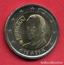 Euros: MONEDA DE 2 EUROS ESPAÑA , CONMEMORATIVA , 1999 , REY JUAN CARLOS I , NUEVA DE CARTUCHO, ORIGINAL. Lote 121774363