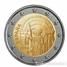 Euros: 25 X 2€ ESPAÑA 2018.....SANTIAGO. Lote 123354783