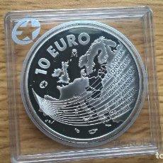 Euros: ESPAÑA: 10 EURO PLATA DE 2004. Lote 125333319